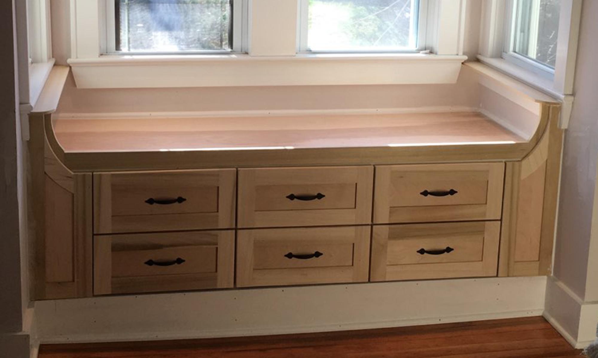 Custom Built-Ins, Cabinets, Gary Hecht Woodworker
