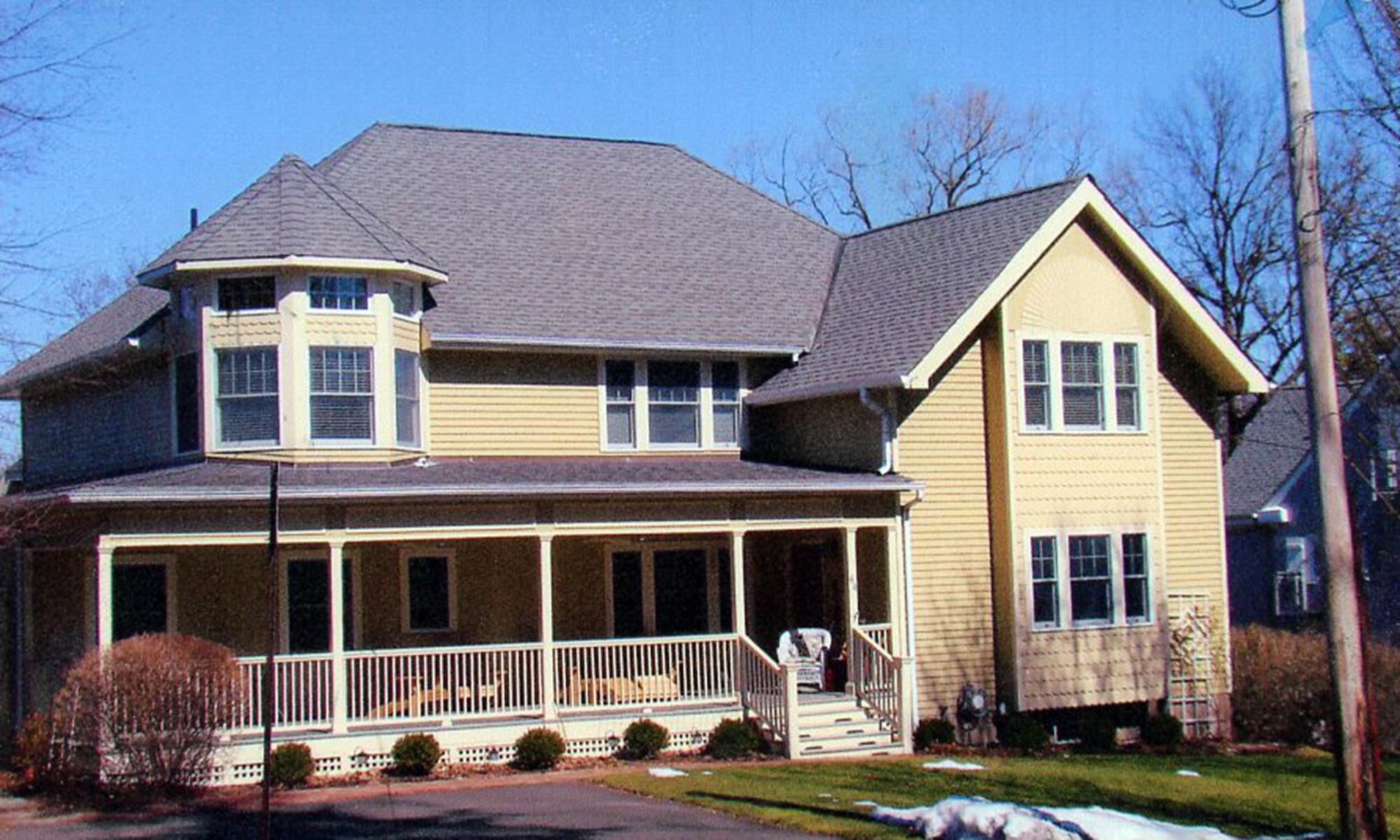 Gary Hecht Woodworker Home Renovation