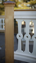 Custom Railing Restoration